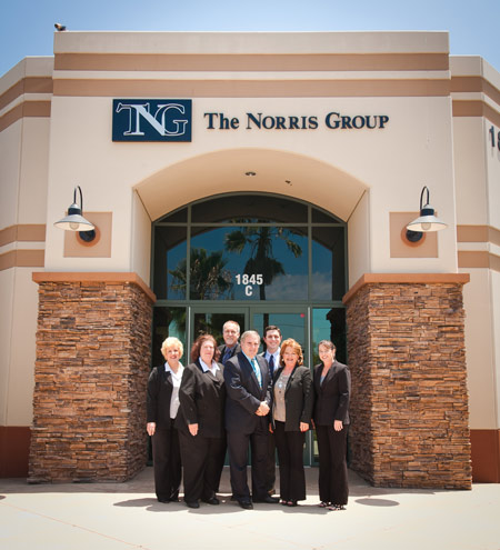 The Norris group hard Money california