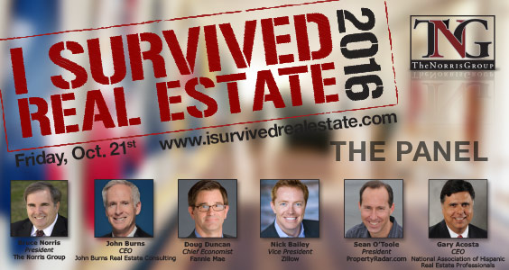 I Survived Real Estate 2016