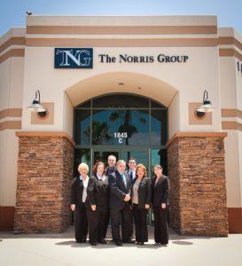 The Norris group hard Money california