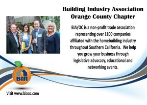 Building Industry Association Orange County Chapter